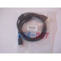 Cable Hdmi 1,8 Metros 3d Bluray Full Hd Ps3 Alta Velocidad