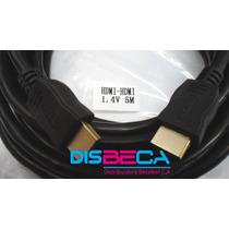 Cable Hdmi - Hdmi / Largo: 05 Mts