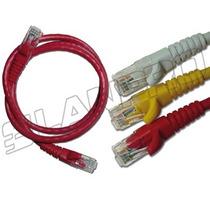 Patch Cords 3 Metro Cat-6 Lanpro Awg 24 (u/utp) Colores