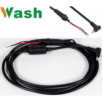 Cable Para Cargador De Laptop Mini Utech Hp Compaq 2.5x0.7mm