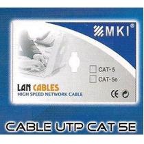 Cable Utp 5e Para Cctv 305mts