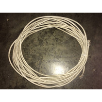 Cable Utp Rj45 Rollo De 11 Metros Con Sus Conectores.
