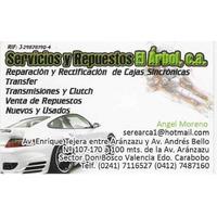 Servicio Caja Sincronica, Transmisiones, Transfer Y Clutch
