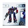Transformers Optimus Gigante Con Amigos Calcomania
