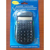 Calculadora Cientifica 10 Digit Display 56 Funciones
