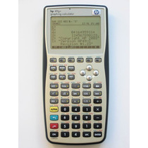 Hewlett-packard Hp-49g+ Calculadora Hp Usada Excelente Estad