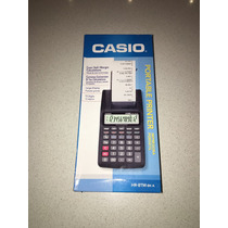 Calculadora Portátil Casio Hr- 8tm