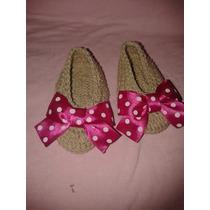 Zapatos Tejidos Para Bebe