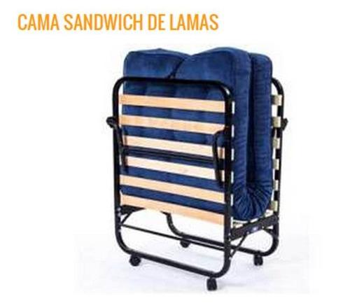La tecnolog a en los campos for Cama sandwich