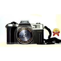 Cámara Fotográfica Canon 2000n Con Estuche Ideal Coleccion