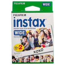 Cartuchos Fujifilm Instax Wide 20 Fotos