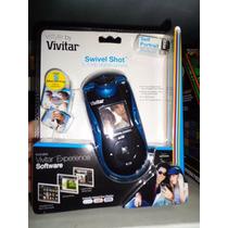 Camara Vivitar 5.1 Mpx Azul Y Rojo
