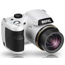 Camara Digital Benq Gh700 Blanca 16mp 21x Zoom Semi Pro