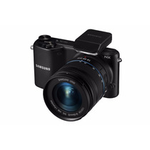 Camara Samsung Nx2000 20.3mp 20-50mm + 2 Lentes Memory 32gb