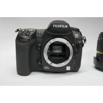 Camara Fujifilm S5 Pro Es Una Nikon D200 Nueva!! Lvbp13