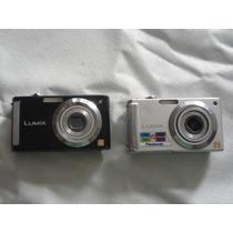 Vendo 02 Camaras Panasonic Lumix Fs3 Para Repuesto