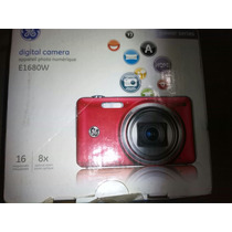 Camara General Electric E1680w 16mp