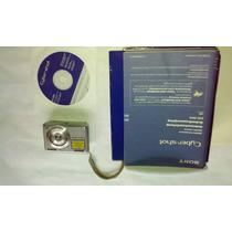 Camara Sony Ciber-shot Dsc-s930
