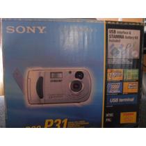 Camara Fotografica Sony Dsc P31