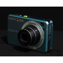 Camara Sony Cyber Shot 7.2 Mega Pixels