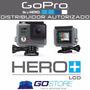 Gopro Hero+ Lcd (hero4 Plus Lcd) - Distribuidor Autorizado