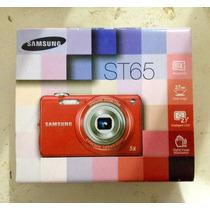 Camara Digital Samsung 14 Mp 5x Zoom, Excelente Estado