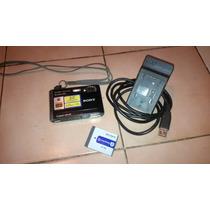 Cámara Digital Sony Dsc-t70 Oferta Con Bateria Nueva Sellada