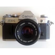 Camara Canon Ae1 Lente 55 Y Zoom 80/205