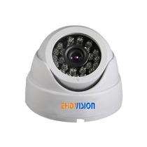 Camara De Seguridad Domo Vision Noct 24 Leds 600 Tvl 3.6 Mm