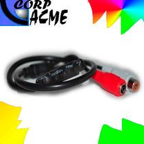Micrófono Espía Para Cctv De Alta Sensibilidad Gqjr-501c