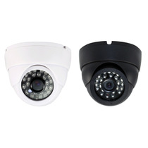 Camara Seguridad Domo 800 Tvl Ir-cut 24 Led 3.6/6 Mm Hd Cctv