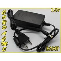 Transformador Ideal Para Camaras De Seguridad 12v 3amp