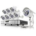 Kit Camaras Seguridad Dvr 8ch 8cam Cctv Combo Hdd 500gb