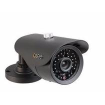 Camara Tipo Bala Modelo Qm6006b 600tvl Q-see Nightvision