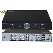 Dvr 8 Ch Y 4 Audio H.264 Hdmi Full D1 Internet Cel. Con Ptz.