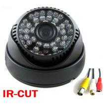 Camara Seguridad Domo Infrarrojo 36 Led Cmos Audio Cctv