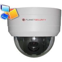 Camara De Seguridad Domo 420tvl 3,6mm Planet Security Ccd1/4
