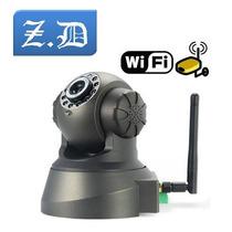 Camara Ip Motorizada Wifi 2 Vias De Audio Vision Nocturna