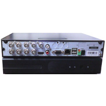Dvr 8 Canales H264 Audio Pagina Propia Celular Cctv Remoto
