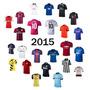 Camisas De Futbol 2015 - Real Madrid - Barcelona