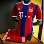Uniforme Conjunto Bayern Munich Local 2014-2015