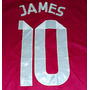 Camiseta De James Real Madrid
