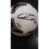 Minibalon De Futboll Firmada Por Iker Casillas