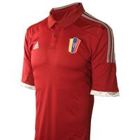 Uniforme - Camisa Vinotinto Venezuela Original Adidas 2014