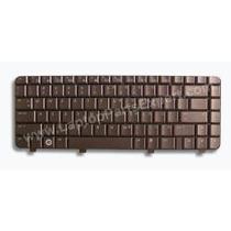 Excelente Teclado Laptop Hp Dv4 Color Bronce