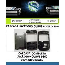 Carcasa Blackberry Curve Javelin 8900 100% Nuevas Completas