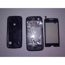 Carcasa Lg Gs290 Con Tactil Negras Carcaza Gs290 Tactil