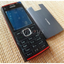 Carcasa Nokia X2 00 Negras Full Completas Originales Carcaza