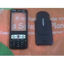Carcasa Nokia N73 Frontal Y Tapa De Atras