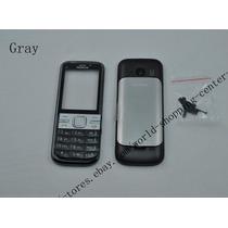 Carcasa Nokia C5-00 Negra Full Completa Garantizadas C5